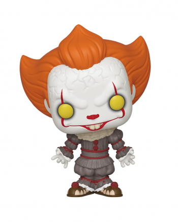 ES - Pennywise With Open Arms Funko Pop Figure