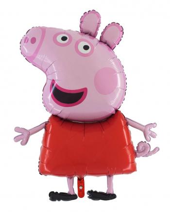 Peppa Pig Foil Balloon XXL 90 Cm