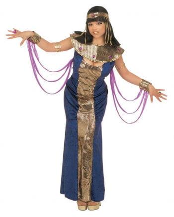 Pharaonin Nofretete Kostüm Gr. M 38/40