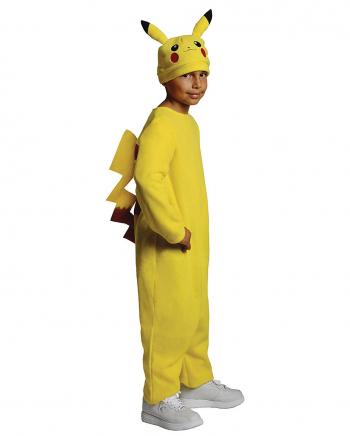 Pikachu Kinderkostüm mit Mütze