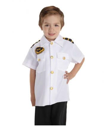 Pilotenhemd für Kinder