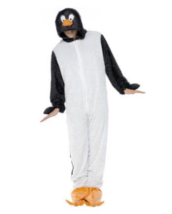 Pinguin Kostüm aus Plüsch