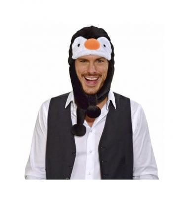 Pinguin Mütze