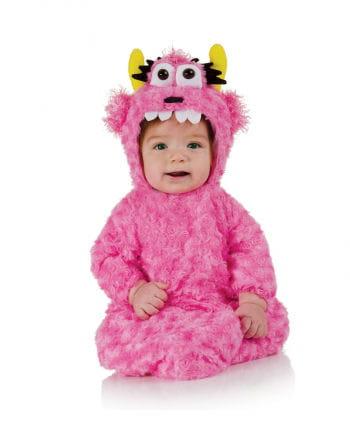 Rosa Monster Babysack-Kostüm