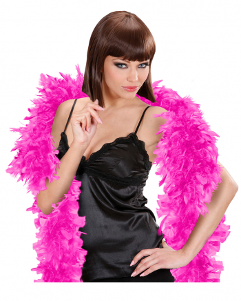 Pink Feather Boa 180 Cm