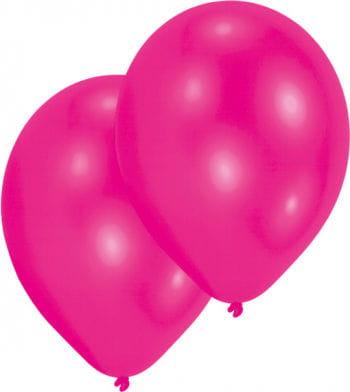Pinke Premium Luftballons 50 St.