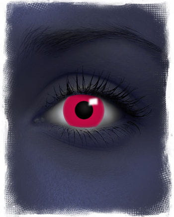 Pink Contact Lenses UV