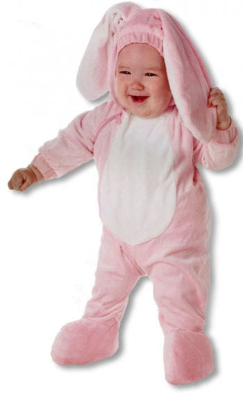 Pinker Hase  Kinderkostüm M