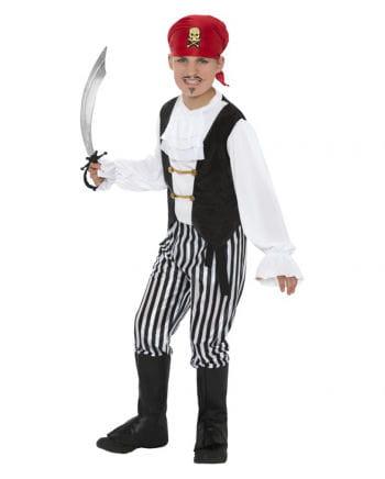 Pirates Childrens Costume