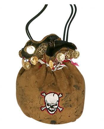 Piraten Schatzbeutel