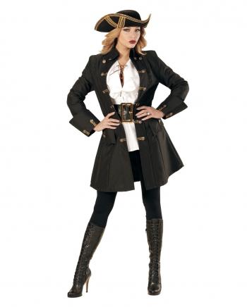 Piraten Kapitan Kostummantel Fur Frauen Ordern Karneval Universe