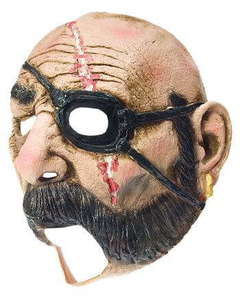 Seeräuber Maske Ben mit Augenklappe