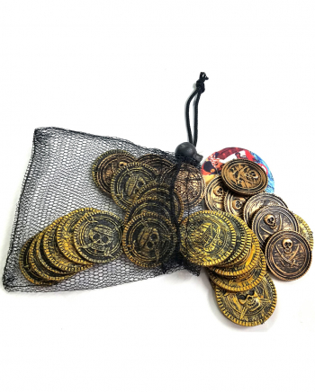 Pirate Coins 30 Pcs.
