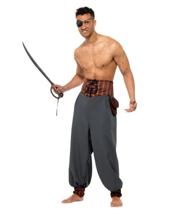 Pirate Pluder Costume Trousers
