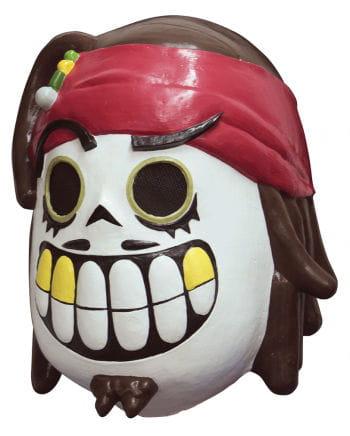 Seeräuber Comic Maske