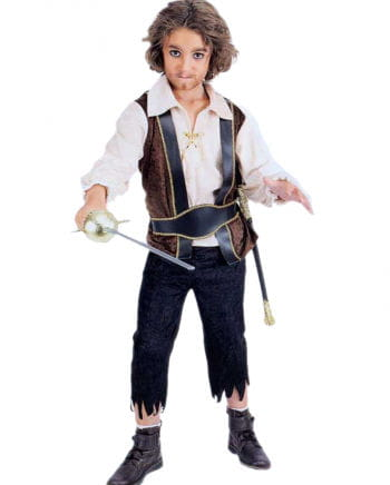 Pirate Child Costume 10 to 12 Years