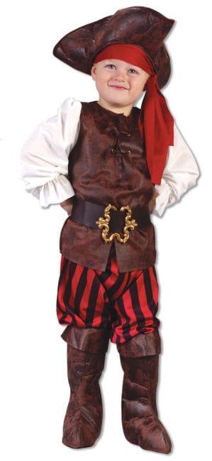 Piraten Kostüm Kleinkinder L bis 3 Jahre L