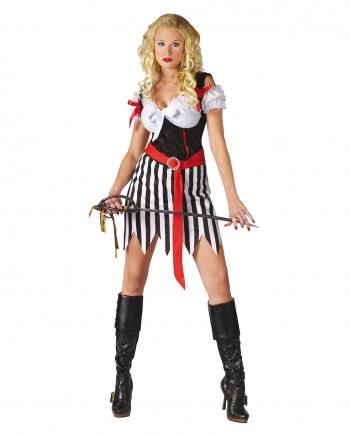 Piratenbraut Kostüm M/L