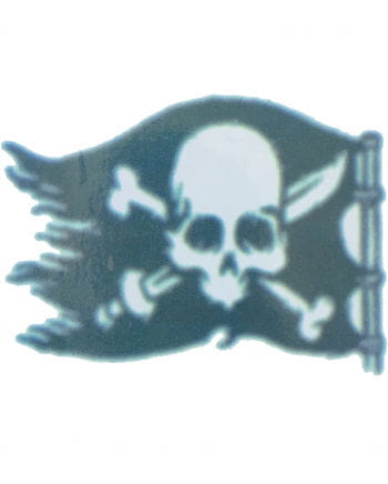 Piratenflaggen Tattoo