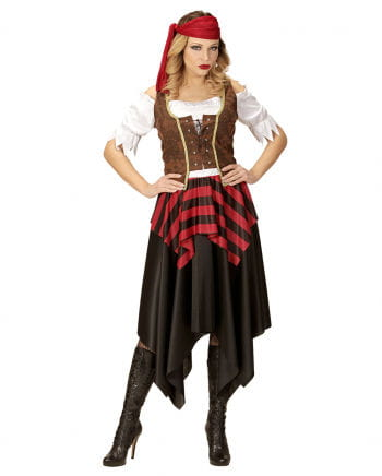 Pirate Of The Seas Costume
