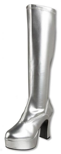 Plateau Stiefel silber 36 36