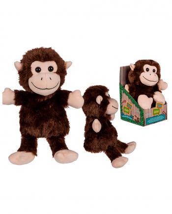 Plüsch Affe mit Bewegung und Sprachaufnahme