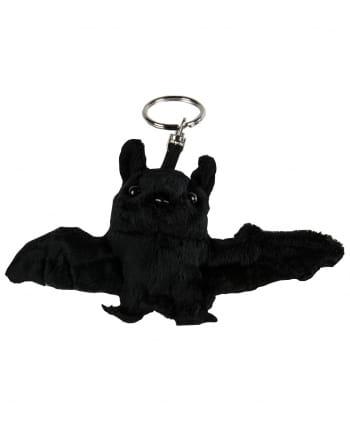 Plush Bat Keychain