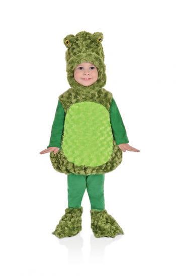Plüschfrosch Kinder Kostüm