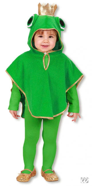 Plush robes Frog