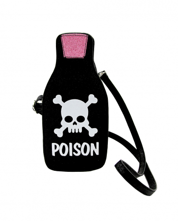 Poison Bottle Handbag Vinyl