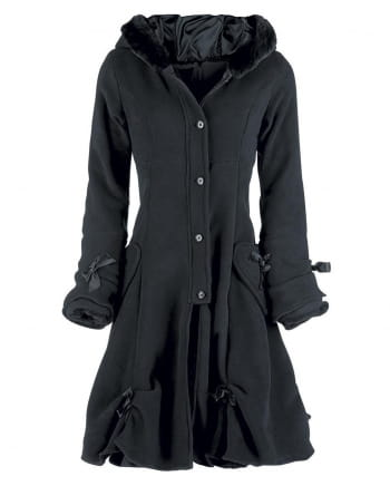Poizen Industries Alice Coat Damenmantel