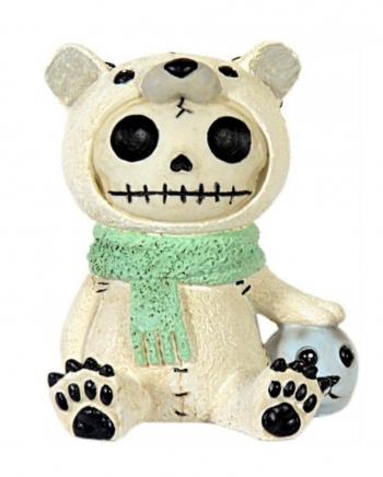 Furrybones Figur - Polar Bär klein