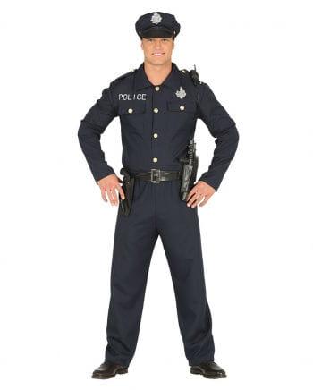 Police Officer Men's Costume