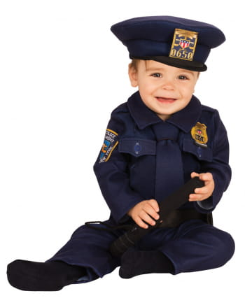 Polizist Kleinkinder Kostüm