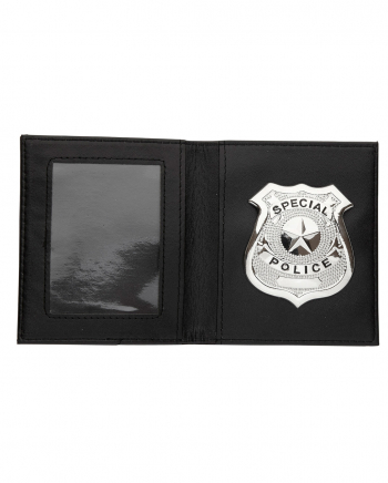 Police Badge In Wallet