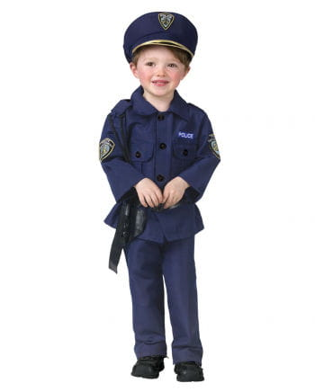 Policeman Children Costume