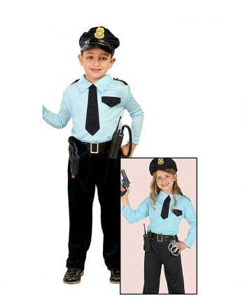 Kinderkostüm Polizei