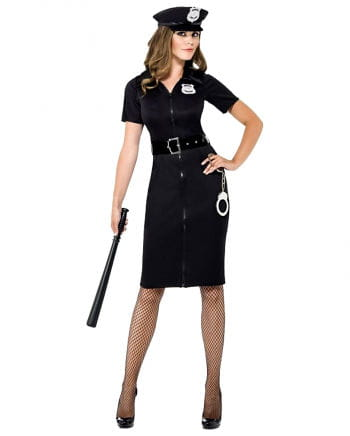 Policewoman Kostm XL