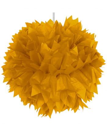 Goldener Pompom 30cm