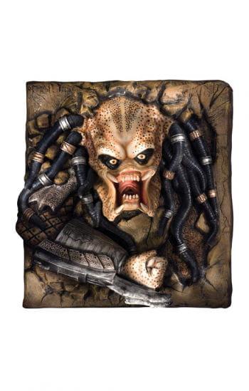 Predator Wandbild als Dekoration