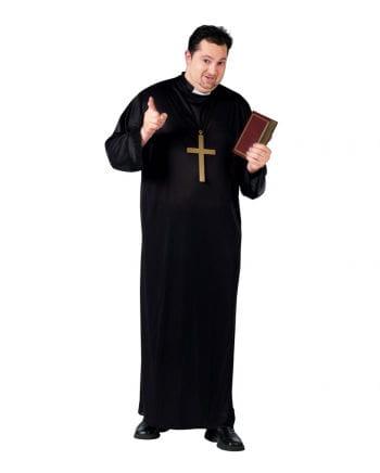 Priester Kostüm Plus Size