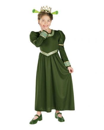 Prinzessin Fiona Kinderkostüm