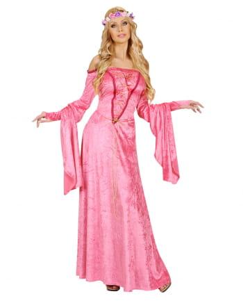 Rosa Aschenputtel Kostüm