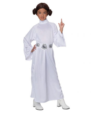 Prinzessin Leia Kostüm für Kinder