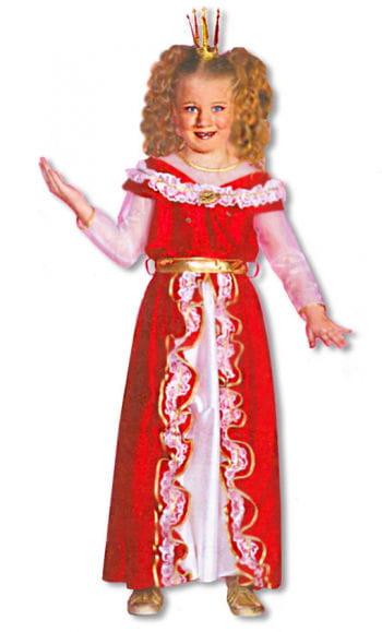 Prinzessin Rosenrot Kostüm