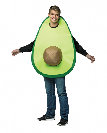 Avocado Costume For Adults