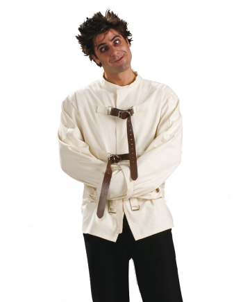 Psycho Costume Straitjacket For Adults
