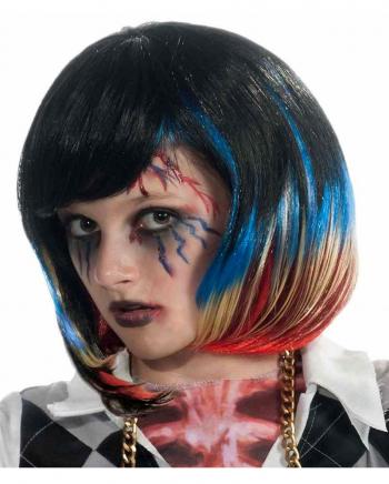 Punk Rocker Kids Wig