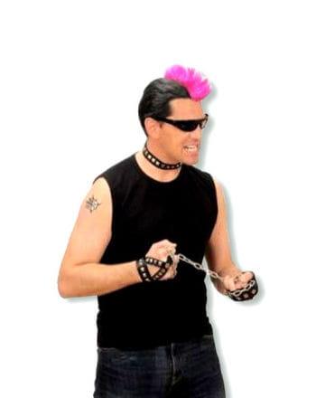 Punk Hairpiece Pink