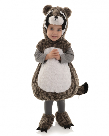 Waschbär Kleinkinder & Baby Kostüm